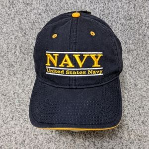 🆕 **NWT** The Game U.S. Navy Cloth Baseball Cap